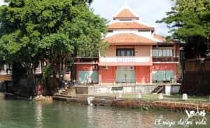 Cazadores de tesoros en Malaca, Malasia