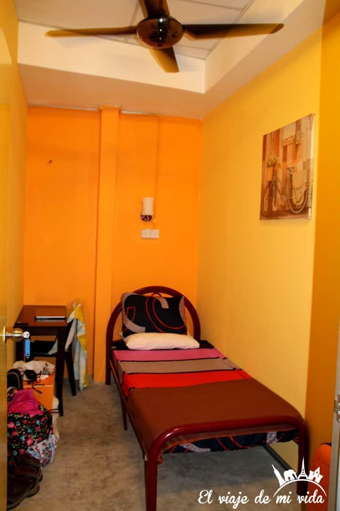 Victors Guest House en Malaca