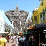 El Mercado Central de Kuala Lumpur