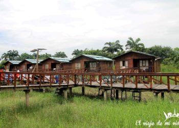 Visita a la Isla de Santay