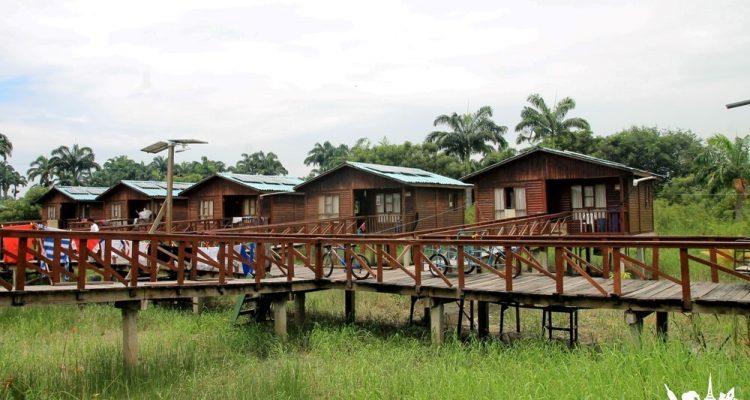 Isla de Santay en Guayaquil, Ecuador