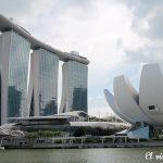 Marina Bay en Singapur