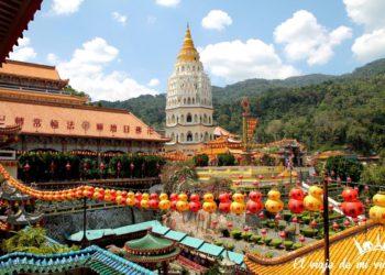 Mis 5 impresincidibles para conocer Penang