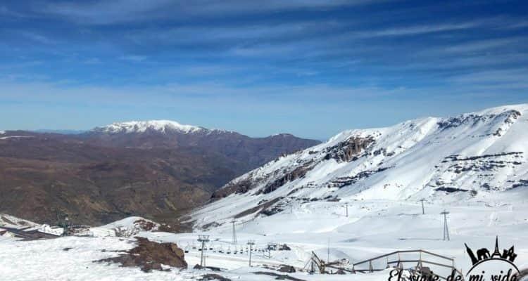 Los Andes chilenos