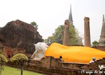 Mi viaje a Ayutthaya