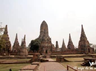 Sitios que ver en Tailandia