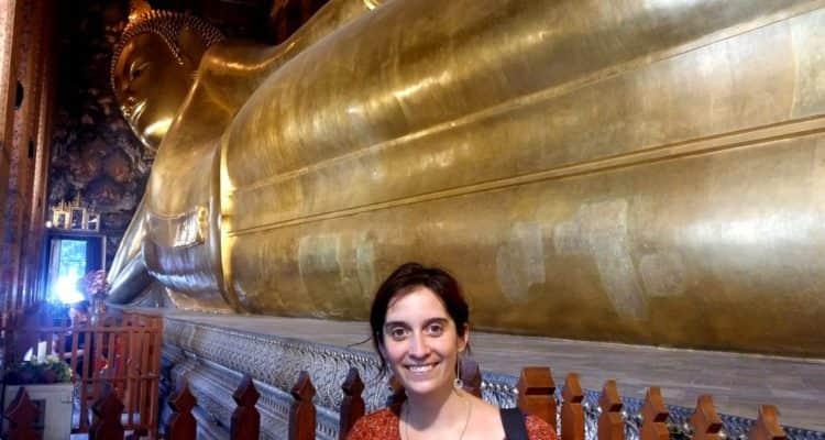 Templo del Buda reclinado, Bangkok