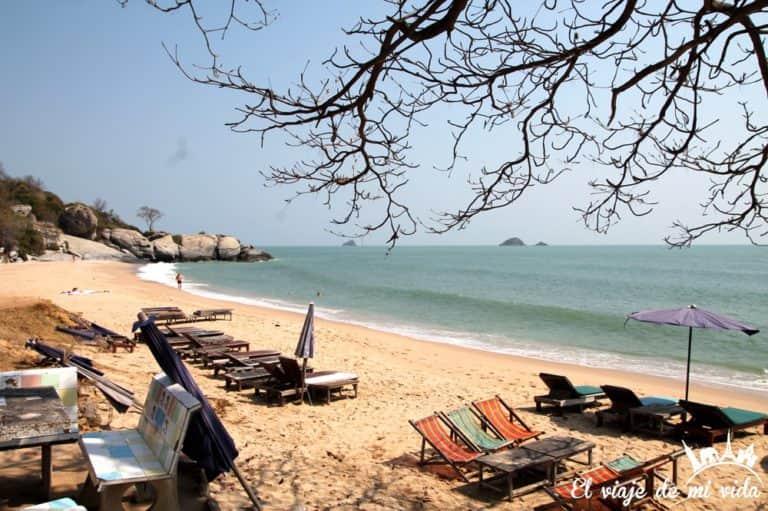 Playa Khao Kalok en Hua HIn
