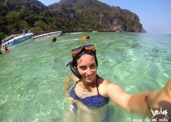 Mi viaje a Krabi