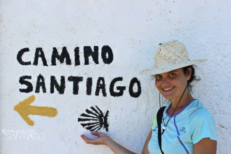 Noelia de Woman to Santiago