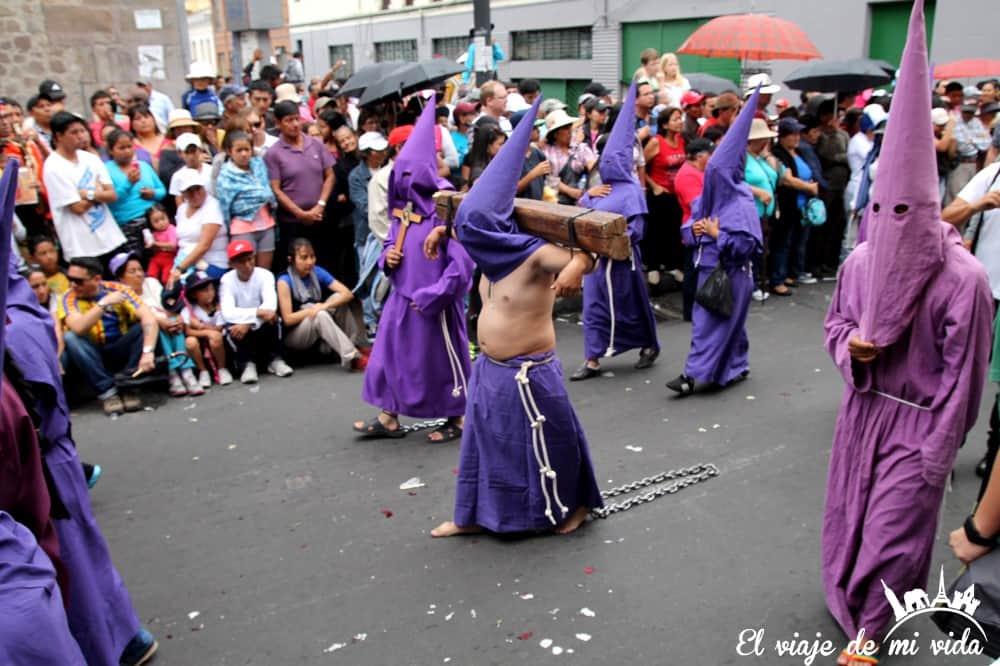 Livin It Large In Ecuador: Semana Santa en Quito   Semana Santa Quito