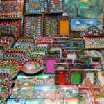 La artesanía local en Ecuador