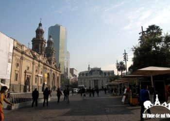 Mi viaje a Santiago de Chile