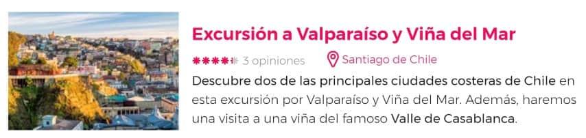 Excursión a Valparaíso