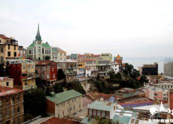 Mi viaje a Valparaíso