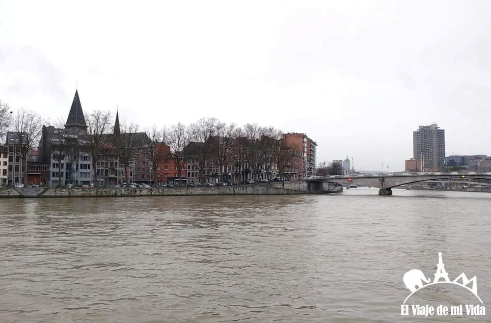 El río Mosa
