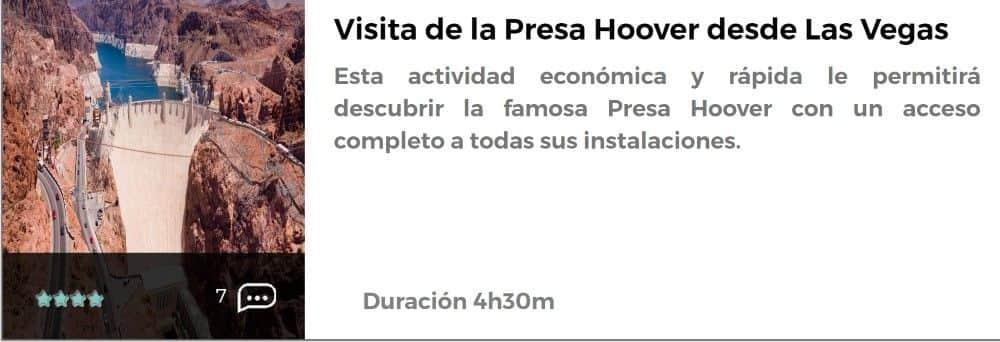 Visita a la Presa Hoover