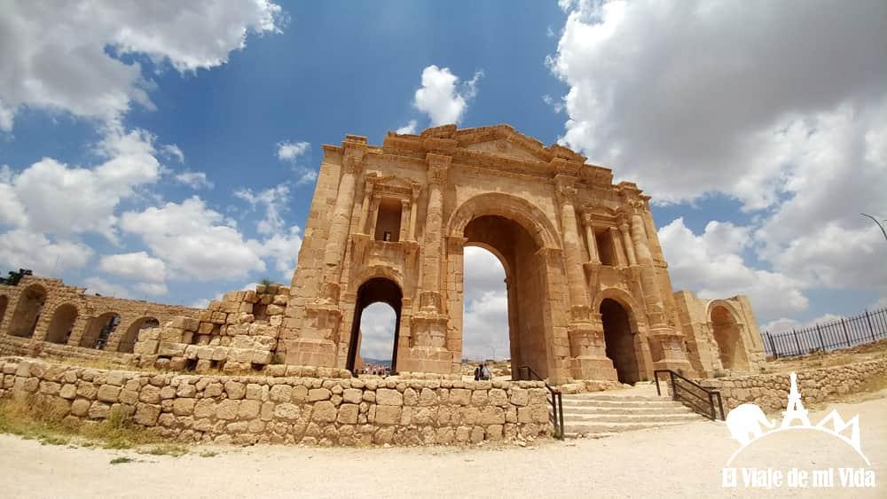 El Arco de Adriano