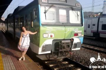 Tren Turístico Ribeira Sacra