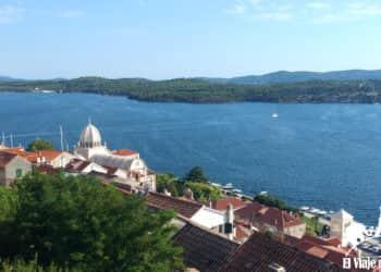 Excursión de un día a Trogir y Sibenik