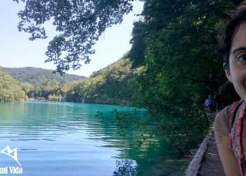 Visita al Parque nacional de los Lagos de Plitvice