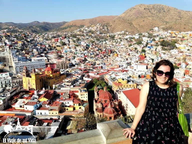 Panorámicas desde el Mirador de Guanajuato