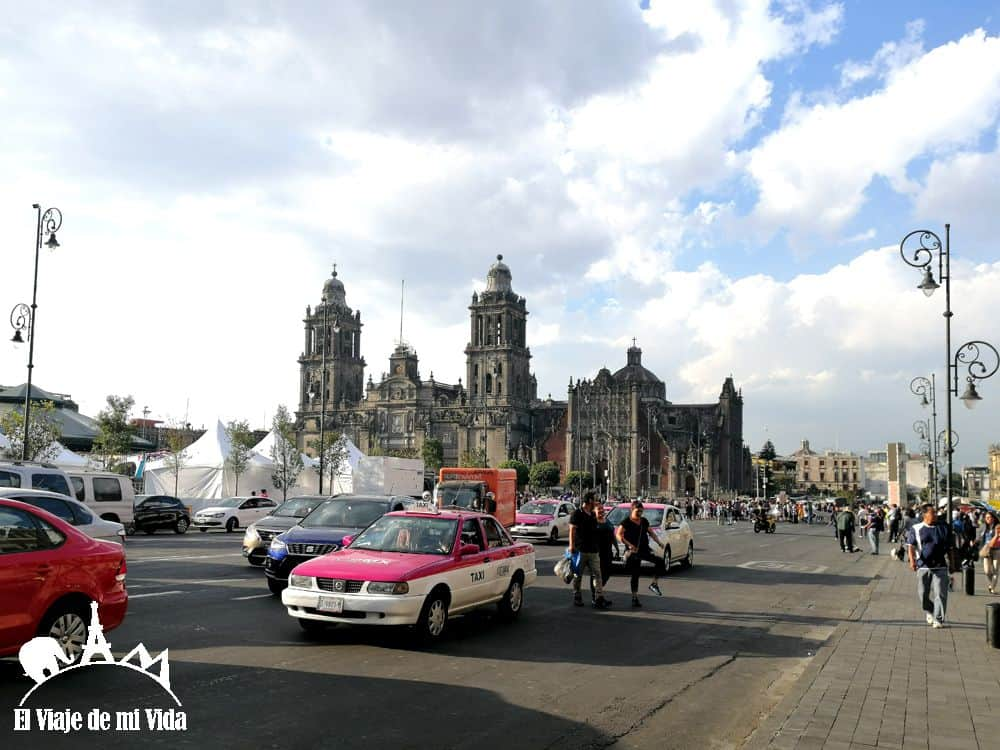 Transporte en México