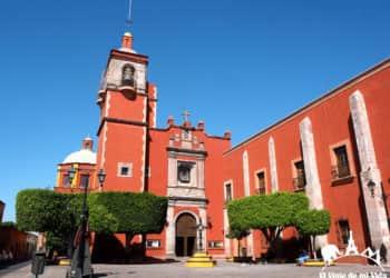 Guía y consejos para viajar a Santiago de Querétaro