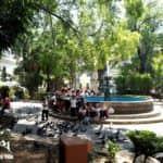 Jardín Reforma