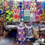 Las tiendas africanas
