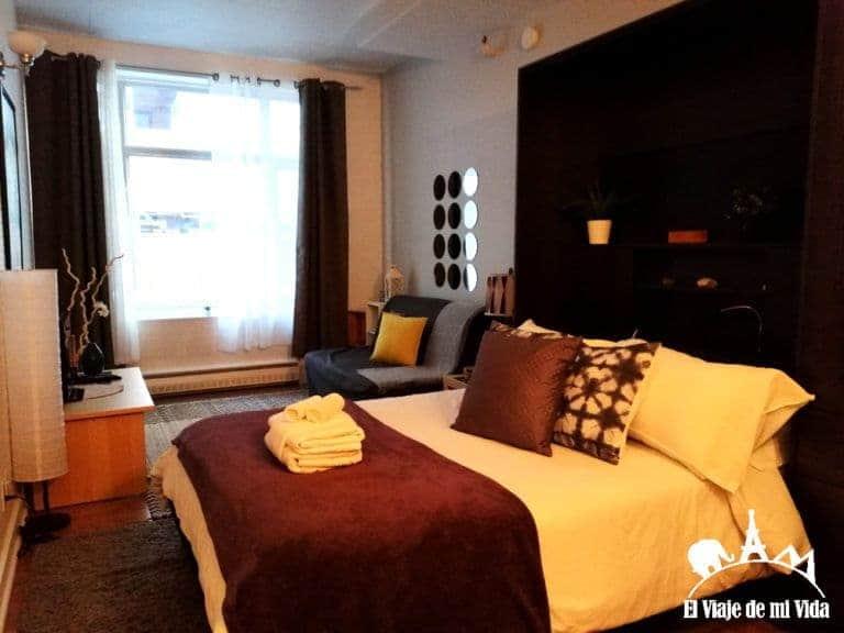 Apartamento en Quebec
