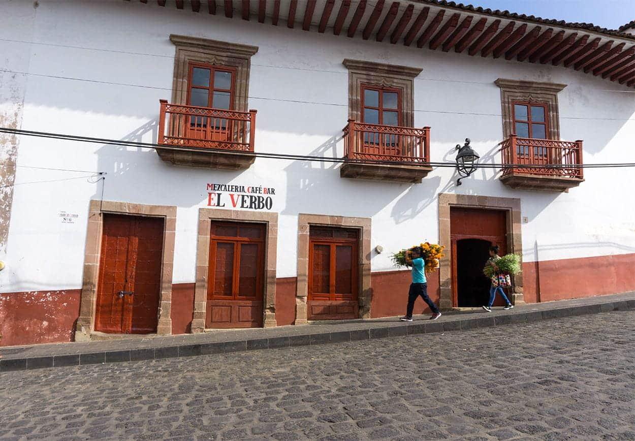 Pátzcuaro (Foto: Sinmapa)