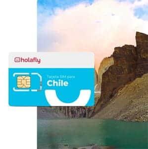 Tarjeta SIM Holafly Chile