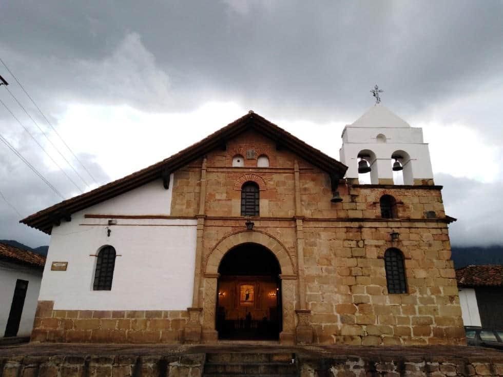 Capilla de las Nieves, Girón, Colombia