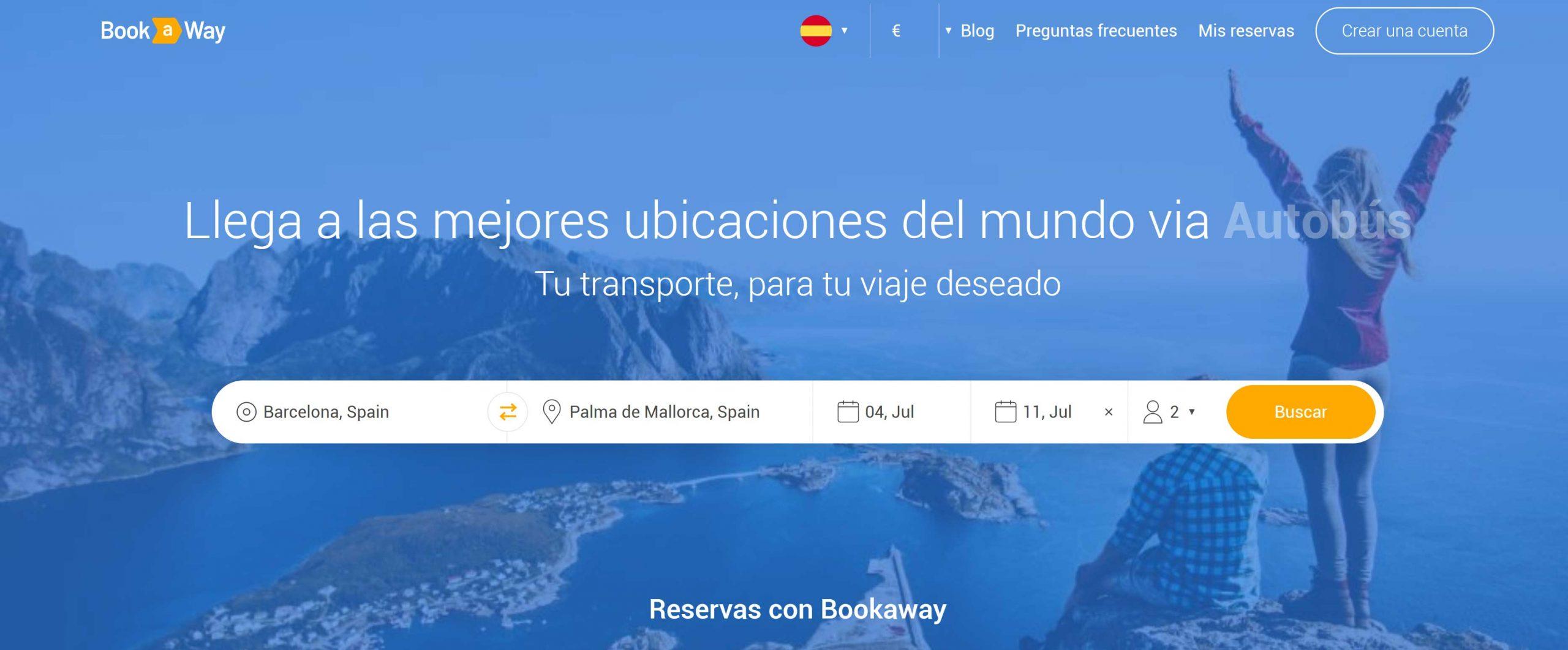 Qué es y cómo funciona Bookaway
